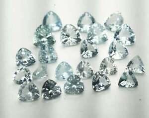 Wholesale-Lot-3mm-10mm-Trillion-Faceted-Cut-Natural-Aquamarine-Loose-Gemstone