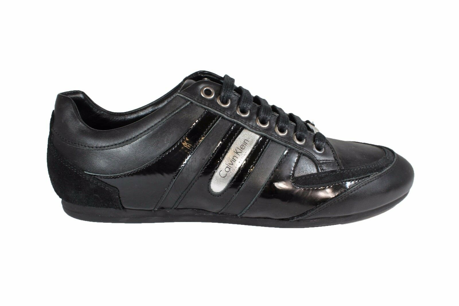 CALVIN KLEIN elegant leather sneakers CK9063 sneakers eleganti