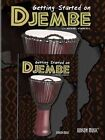 Getting Started on Djembe 9781476812137 by Michael Wimberly