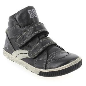 Noel Noir Cuir Garcon Chaussures Zipo Neuves vqw4FnxS