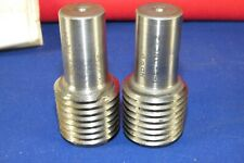 1 14 7nc Nogo Set Thread Plug Gagemachinist Inspection Tool Cnc Mill Bit Tap