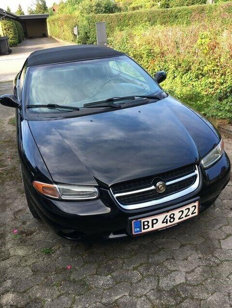 Chrysler Stratus, 2,5 LX Cabriolet, Benzin