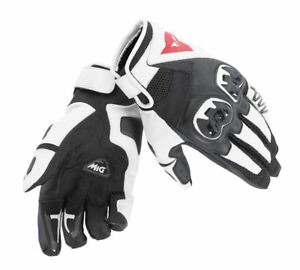 Dainese-paia-guanti-pelle-tessuto-Mig-C2-nero-bianco-gloves-1815688-O45