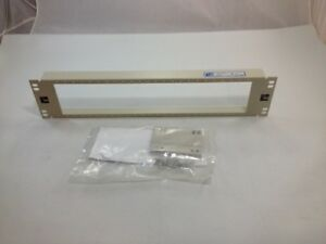 ADC QCP-W-C Panel Empty 5 Position New