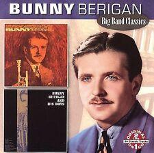 Bunny/Bunny Berigan and His Boys [Remaster] by Bunny Berigan (CD, Dec-2006, Collectables)