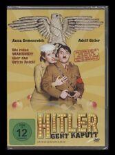 DVD HITLER GEHT KAPUTT - DIE WAHRHEIT ÜBER DAS 3. REICH (Adolf) *** NEU ***