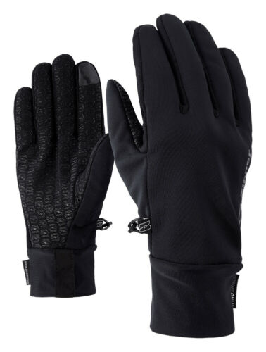 6 7 8 9 10 11 Softshell Laufen Ziener Multisport Handschuh Ividuro Touch Gr
