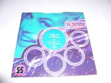 "QUARTZ LOCK featuring LONNIE GORDON - Love Eviction - 1996 UK 12"" DJ PROMO"