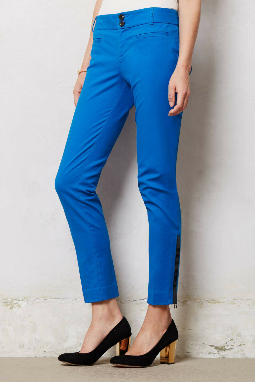Cartonnier Ankle Zip Charlie Trousers Pants Various colors NW ANTHROPOLOGIE Tag