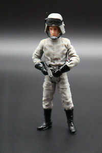 Han Solo AT-ST Driver Disguise Star Wars Original Trilogy Collection 2004