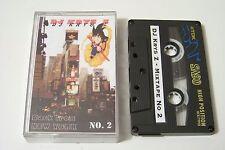DJ KRYS Z - BACK FROM NEW YORK MIXTAPE NO 2 CASSETTE (Redman EPMD Pete Rock Nas)