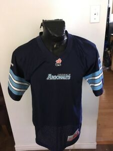 2c7262917af Image is loading MENS-SMALL-REEBOK-Football-Jersey-CFL-TORONTO-ARGONAUTS-