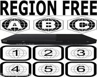 Ivid Bd780 All Region 3d Blu-ray Dvd Player Multi Region Code Free Abc, 0-6 Pal