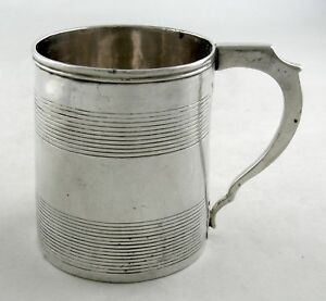 Sterling-English-small-2-6-8-034-baby-cup-Mid-19th-Century