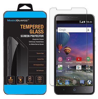 Premium Tempered Glass Screen Protector for ZTE ZMAX PRO metroPCS