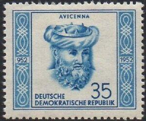 East-Germany-1952-DDR-35pfg-Avicenna-Abu-Ali-Sina-XF-Unmounted-MINT-Stamp
