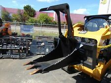 New 48 Severe Duty Stump Removal Saw Ditching Tooth Bucket Universal Skid Steer