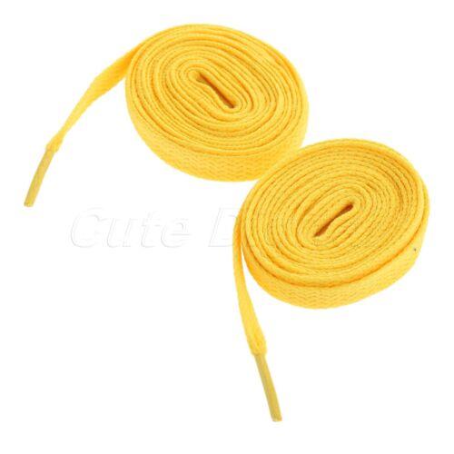 1 Pair Elastic Roller Skate Shoe Laces Sneakers Shoelaces Inline Skates Strings