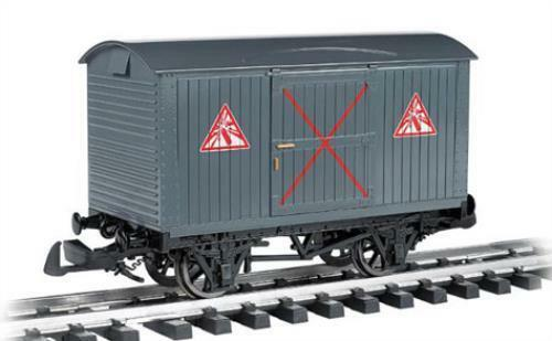 Bachmann 98017 Thomas & Friends - Box Van - Explosives  | Exquisite Verarbeitung