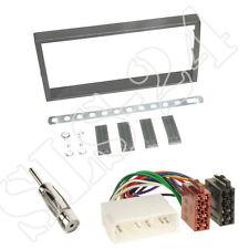 Ssangyong Kyron (DJ) ab05 1-DIN Einbaurahmen Blende+ISO Adapterkabel Antenne SET