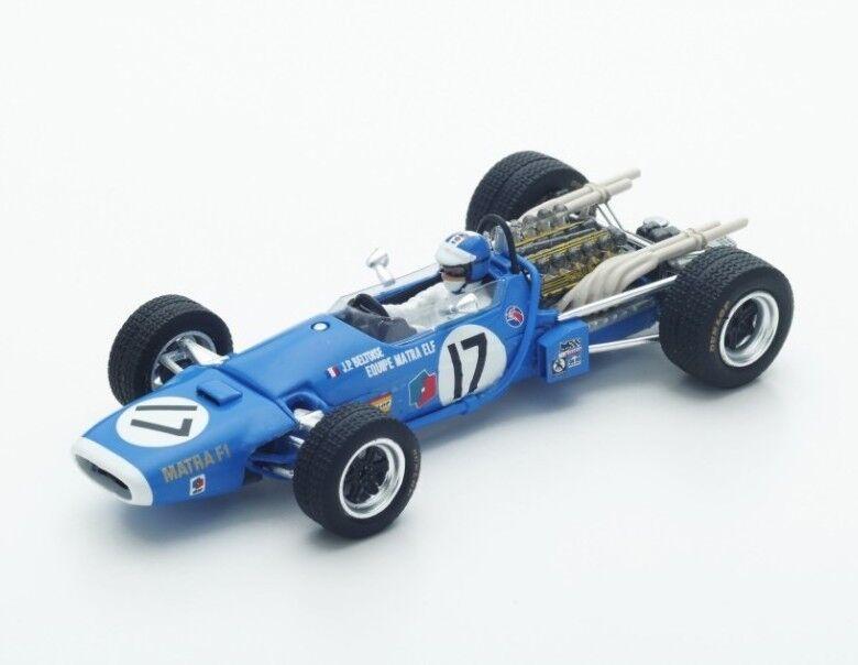 Matra MS11 n.17 2nd Dutch GP 1968 Jean-Pierre Beltoise S4357 Spark 1 43 NEW