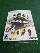 Company Of Heroes Pc 2006 For Sale Online Ebay