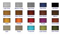 5 Gallon Colored Gloss Concrete Sealer X-4 Stamped Decorative Concrete 20 Colors