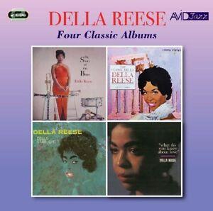 Della-Reese-FOUR-CLASSIC-ALBUMS-2-CD-NEU