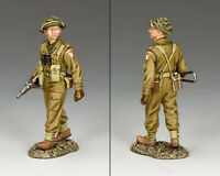 King And Country Ww2 British Officer With Sten Gun Bbb03 Bbb003