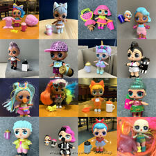 800 Real LOL Surprise Dolls OMG Unicorn Winter Disco Puzzle toy Girl Barbie toy