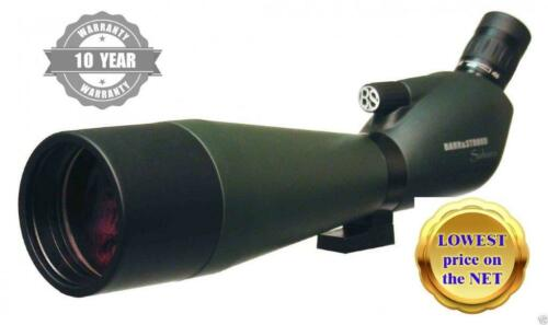 Barr and Stroud /'Sahara/'20-60x70 Bak-4 MC WP Spotting Scope Inc 10 Year Warranty