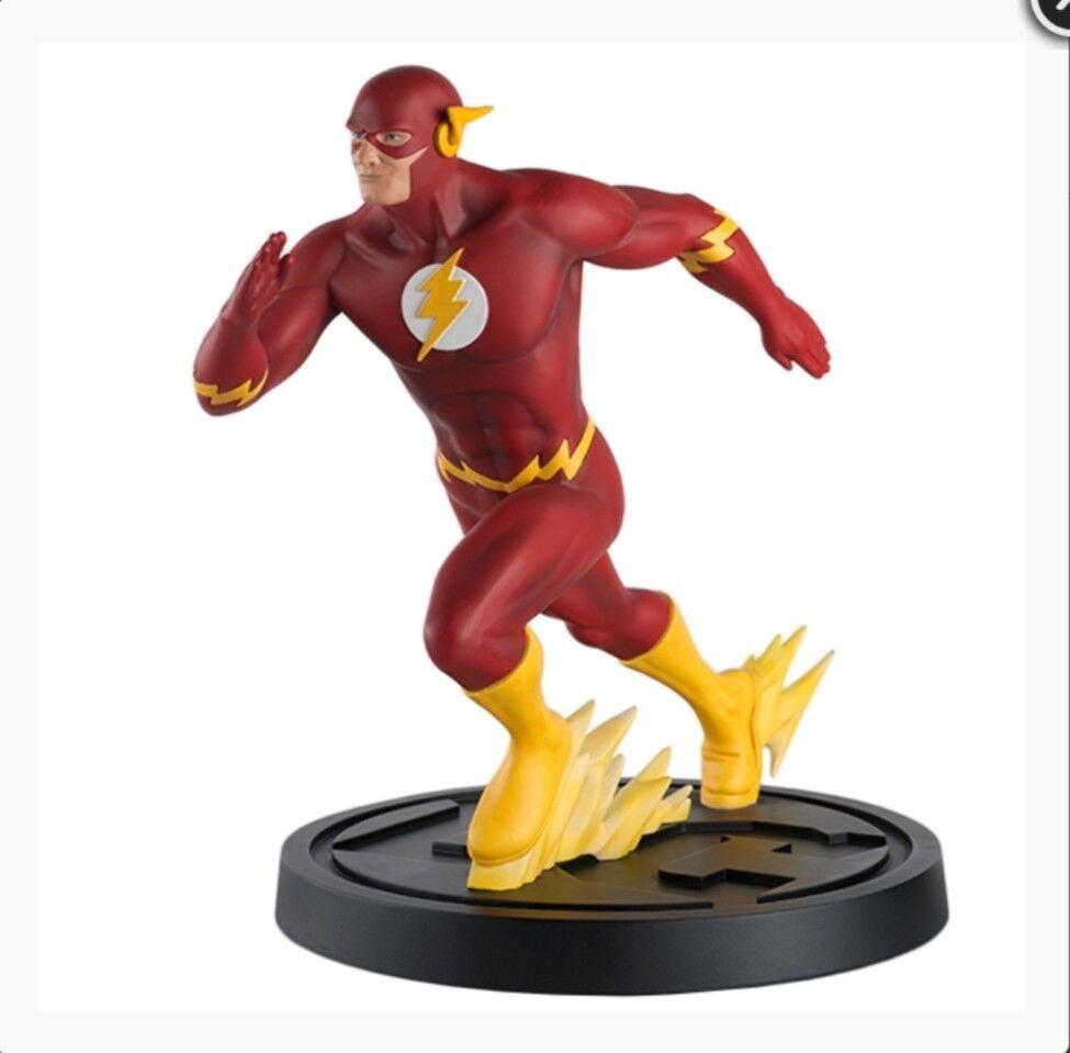 Edición Limitada Flash Figura (Dc Comics) - Mega Especial ( Cert + Figura)