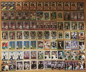 Jose-Canseco-84-Cards-With-Many-Rookies