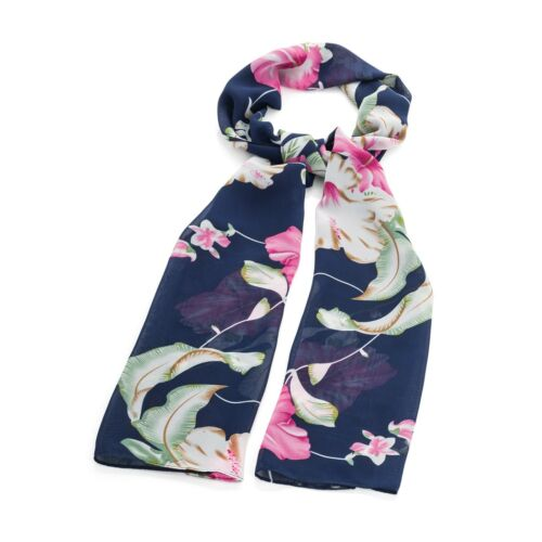 Patterned Design Fashion Neck Head Scarf 100/% Polyester Floral Animal Paisley