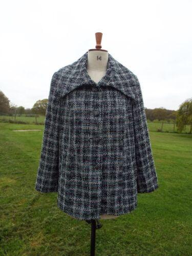trullo mezcla tamao negro Elegante de forrado Ann 20 mᄄᄁs blanco chaqueta Harvey de PqPTaEIxw