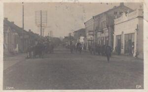 Kowel-Foto-AK-1916-WW-I-Luckerstrasse-Ukraine-1807110