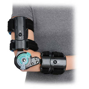 Advanced Orthopaedics Professional Rom Hinged Elbow Brace