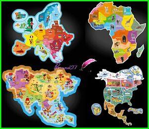 Magnet-Brossard-Savane-Les-Pays-Afrique-Asie-Europe-Amerique-Doigt-Animaux