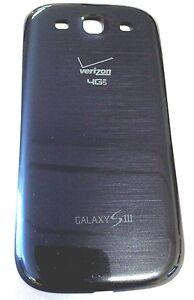 BLUE-lt-Verizon-gt-Genuine-OEM-Back-Battery-Door-Cover-Samsung-Galaxy-S3-i535-S-III