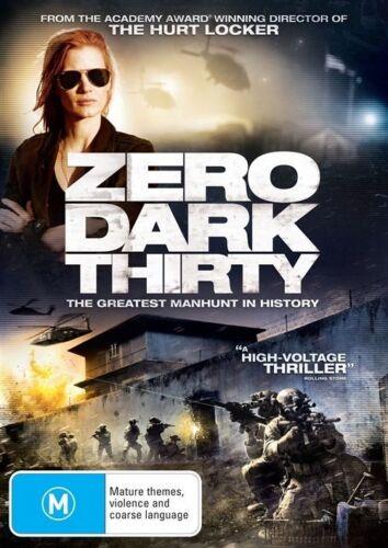 1 of 1 - Zero Dark Thirty (DVD, 2013)