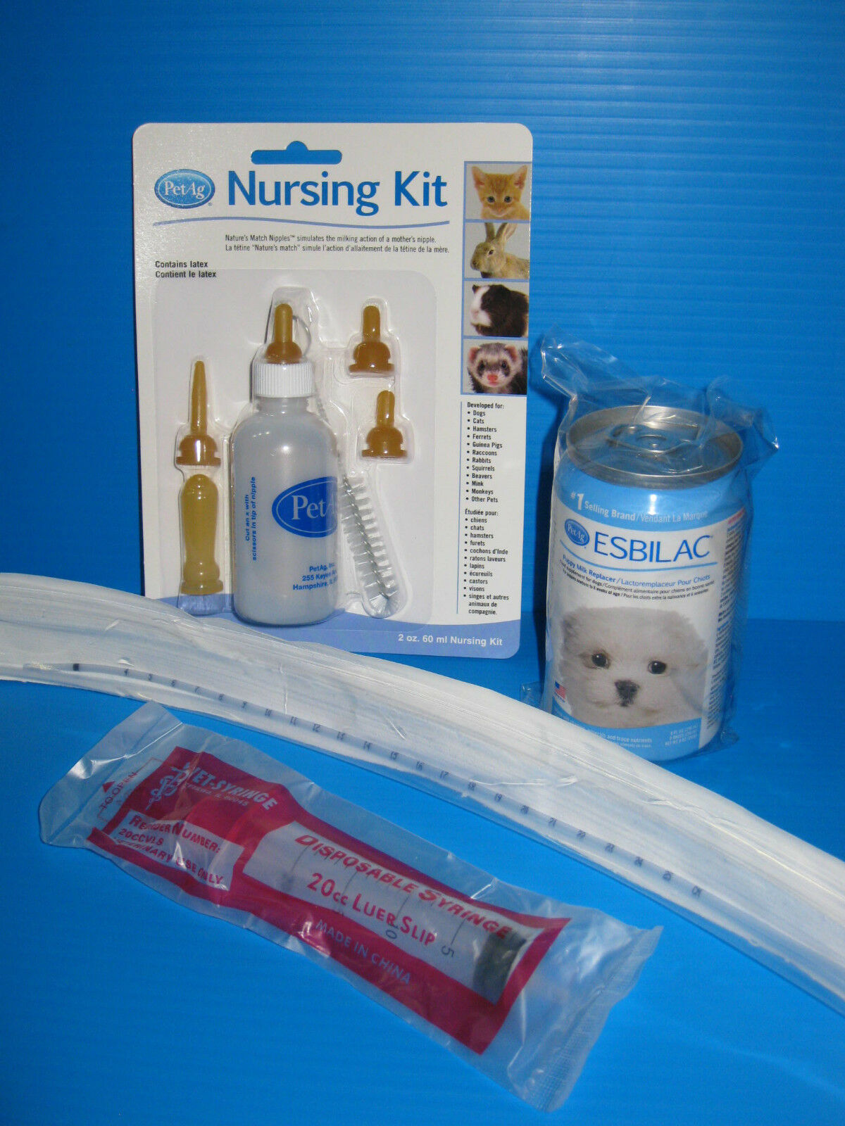 Whelping Kit for Dogs, DELUXE 4 puppies  by Little Little Little Heartbeats Whelping Breeding c5f34b