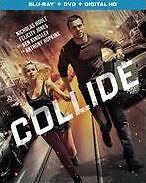 PRE ORDER: COLLIDE (Nicholas Hoult) - BLU RAY - Region A