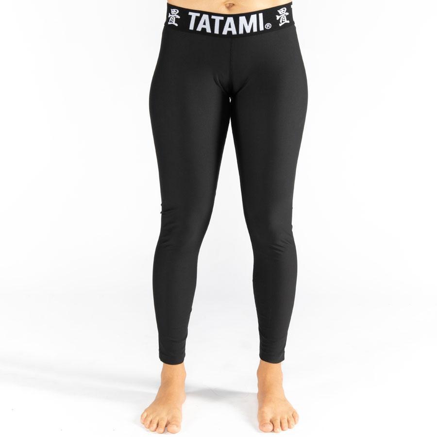 Tatami Fightwear Ladies Minimal Spats Compression BJJ Jiu Jitsu Pants Leggings