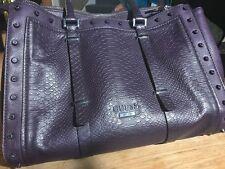 Guess Womans Purple Shoulder Bag Large Excellent Condition Guess Purse