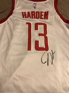 6cc1fe9c672 Image is loading JAMES-HARDEN-SIGNED-HOUSTON-ROCKETS-JERSEY-BECKETT-BAS-