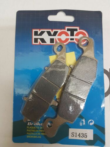 Kyoto Front Brake Pads KAWASAKI ZR 750 D1 Zephyr 96-98