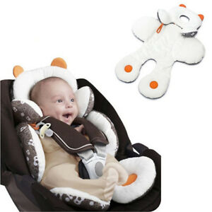 Image Is Loading Newborn Baby Car Seat Stroller Cushion Pad Liner