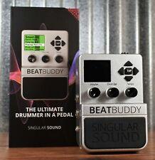 BEATBUDDYUSA2 Singular Sound BeatBuddy Guitar Pedal Drum Machine