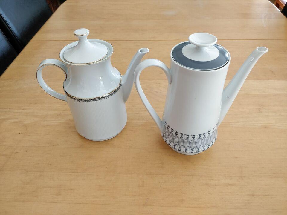 Porcelæn, Kande