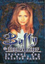 Inkworks Buffy TVS Season 1 Ultimate Collection Complete 72 Card Base Set